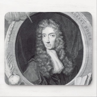 Portrait of the Honorable Robert Boyle Mouse Pad