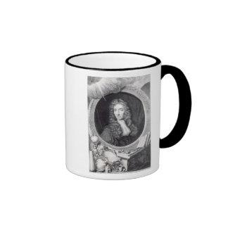 Portrait of the Honorable Robert Boyle Ringer Coffee Mug