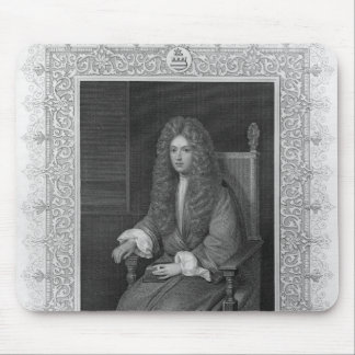 Portrait of The Honourable Robert Boyle Mouse Pad