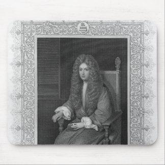 Portrait of The Honourable Robert Boyle Mousepad