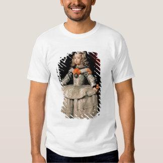 Portrait of the Infanta Margarita Aged Five T-Shirt