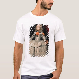 Portrait of the Infanta Margarita Aged Five T-Shirt