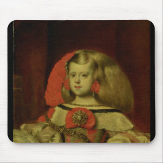 Portrait of the Infanta Margarita Mouse Pad