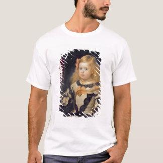 Portrait of the Infanta Maria Marguerita  1654 T-Shirt