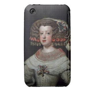 Portrait of the Infanta Maria Teresa (1638-83) fut Case-Mate iPhone 3 Cases