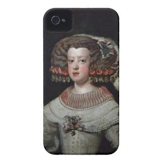 Portrait of the Infanta Maria Teresa (1638-83) fut Case-Mate iPhone 4 Cases