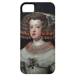 Portrait of the Infanta Maria Teresa (1638-83) fut iPhone SE/5/5s Case