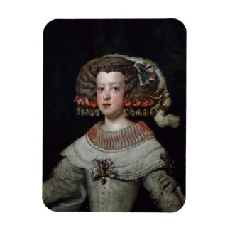 Portrait of the Infanta Maria Teresa (1638-83) fut Magnet