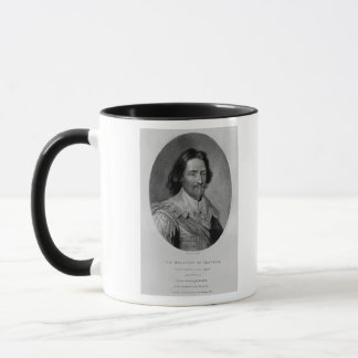 Portrait of The Marquis of Vieu Ville Mug