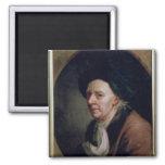Portrait of the Mathematician Leonard Euler Magnets