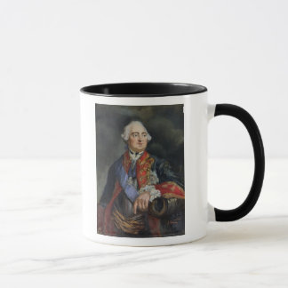 Portrait of the Mathematician Leonhard Euler Mug