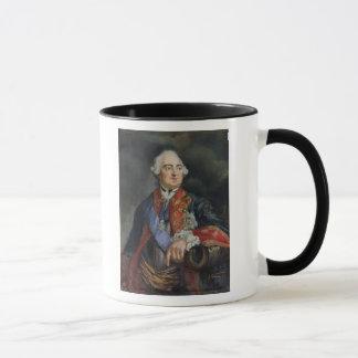Portrait of the Mathematician Leonhard Euler Mug
