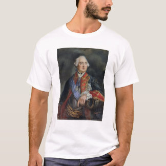 Portrait of the Mathematician Leonhard Euler T-Shirt