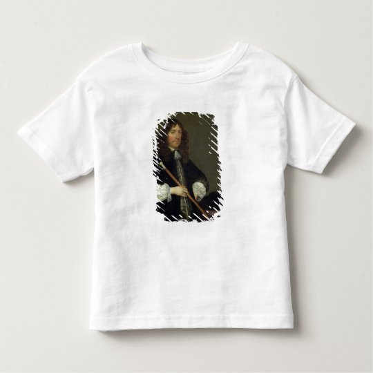 Portrait of the Mayor Toddler T-shirt