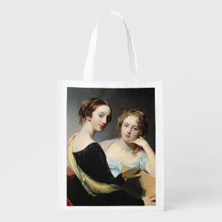 Portrait of the McEuen sisters, after 1823 Grocery Bags
