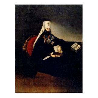 Portrait of the Metropolitan Philaret Postcard
