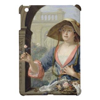 Portrait of the Mistress of the Artist M.C iPad Mini Cover