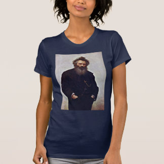 Portrait Of The Painter Ivan Shishkin By Ivan Niko T-Shirt