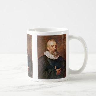Portrait Of The Painter Marten Pepyn Coffee Mugs