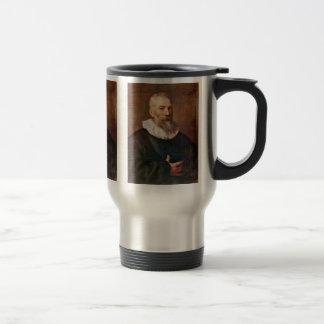 Portrait Of The Painter Marten Pepyn Mugs