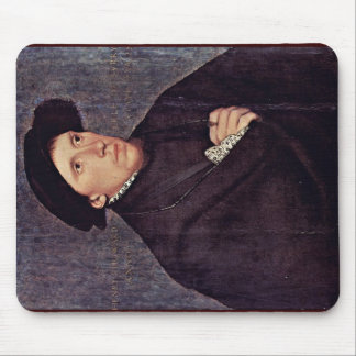Portrait Of The Poet Henry Howard Earl Mouse Pad