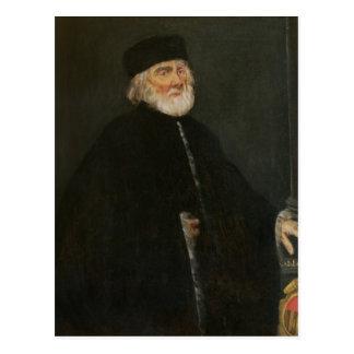 Portrait of the Procurator Nicolo Priuli Postcard