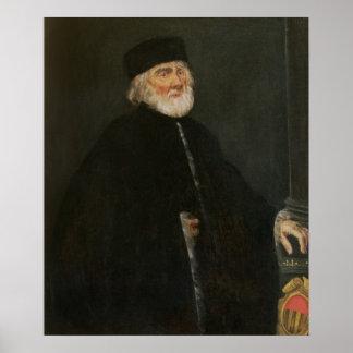 Portrait of the Procurator Nicolo Priuli Poster