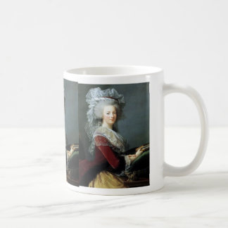 PORTRAIT OF THE QUEEN MARIE ANTOINETTE COFFEE MUG