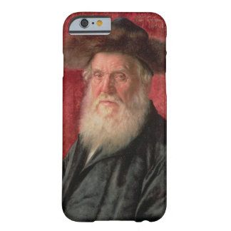 Portrait of the Rabbi of Nadvorno, c.1910 (oil on Barely There iPhone 6 Case