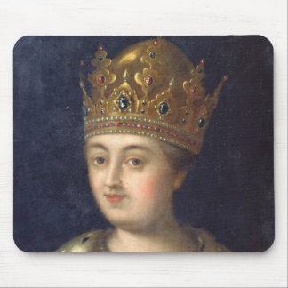 Portrait of the Regent Sophia, 1772 Mouse Pads