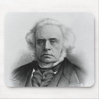 Portrait of The Right Honourable John Bright Mousepad