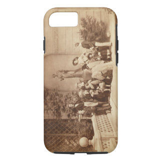 Portrait of the Royal Family at Osborne House, 185 iPhone 8/7 Case