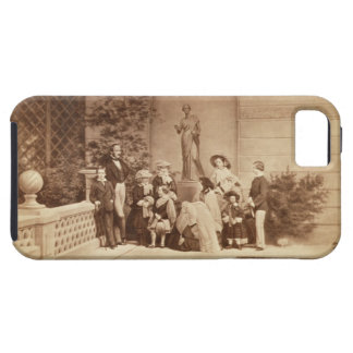 Portrait of the Royal Family at Osborne House, 185 iPhone SE/5/5s Case