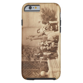 Portrait of the Royal Family at Osborne House, 185 Tough iPhone 6 Case