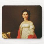 Portrait of the singer Anna Borunova, 1821 Mouse Pad