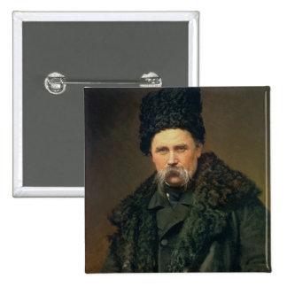 Portrait of the Ukranian Author Pins