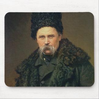 Portrait of the Ukranian Author Mouse Pad