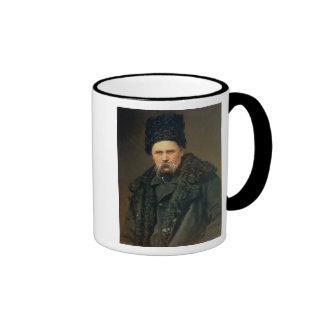 Portrait of the Ukranian Author Mugs