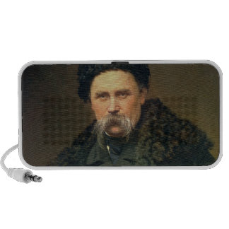 Portrait of the Ukranian Author iPod Speaker