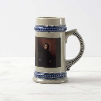 Portrait Of The Writer Alexei Antipowitsch Potechi Coffee Mug