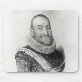 Portrait of Theodore Agrippa d'Aubigne Mouse Pad