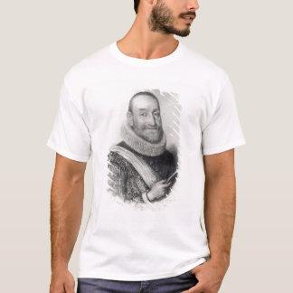 Portrait of Theodore Agrippa d'Aubigne T-Shirt