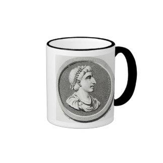 Portrait of Theodosius Mug