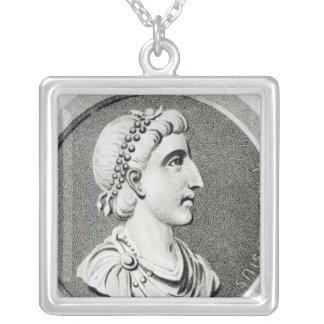 Portrait of Theodosius Necklace