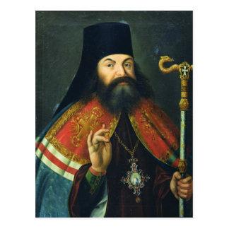 Portrait of Theofan Prokopovich Postcard
