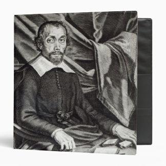 Portrait of Theophraste Renaudot  age 58, 1644 Vinyl Binders