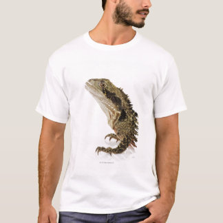 Portrait of this arboreal agamid species native T-Shirt