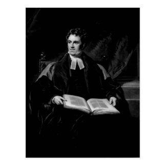Portrait of Thomas Arnold Postcard