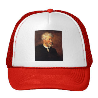 Portrait of Thomas Carlyle by George Watts Trucker Hat