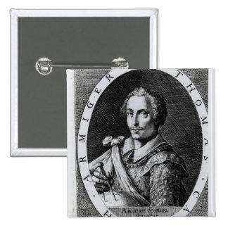 Portrait of Thomas Cavendish Buttons
